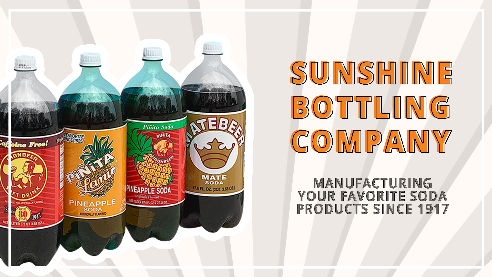sunshine bottling company