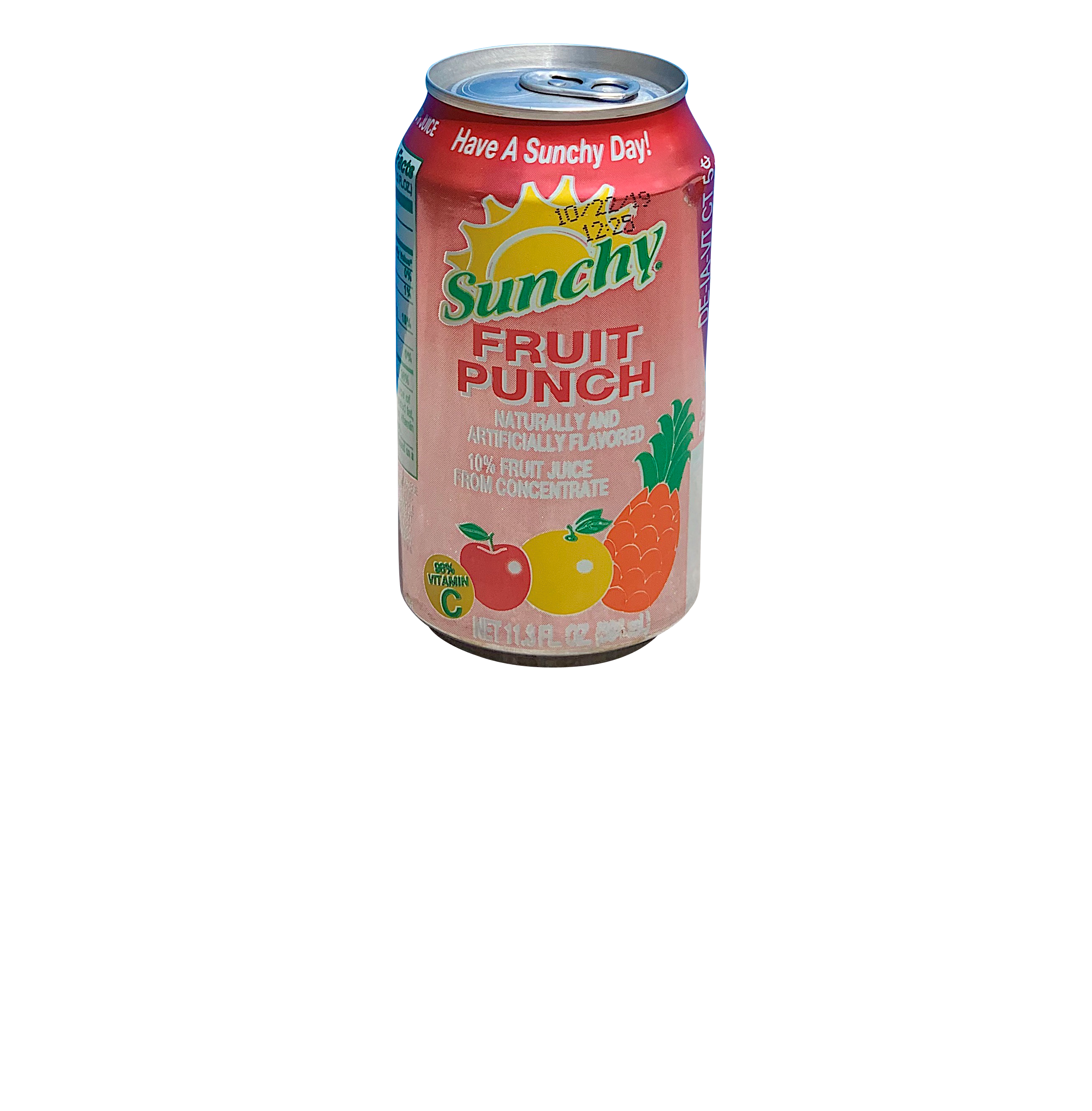 sunchy fruit punch