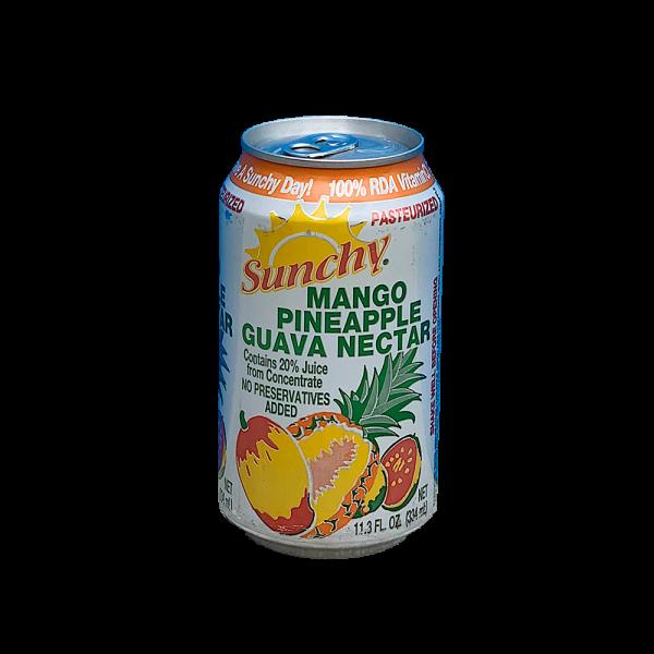 sunchy mango pina guava
