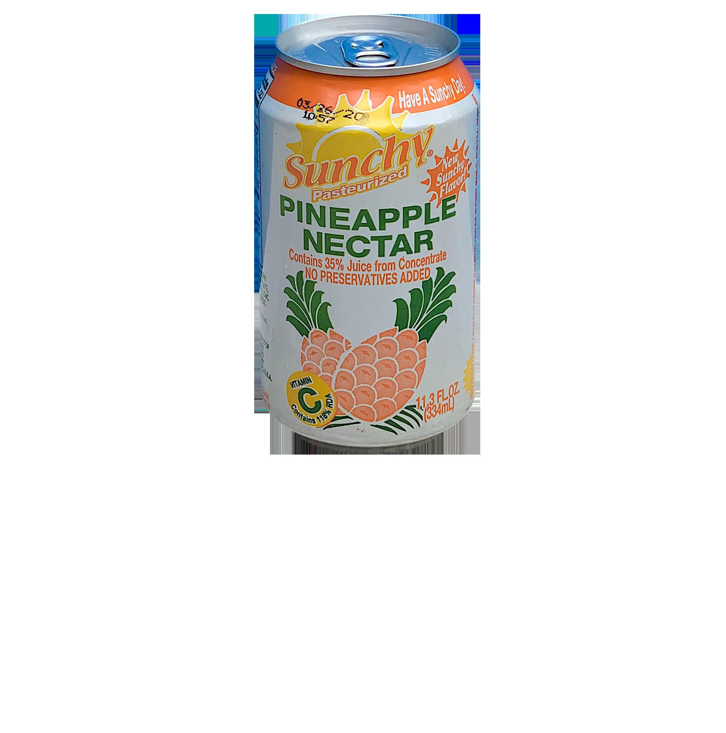 Sunchy Pineapple Nectar